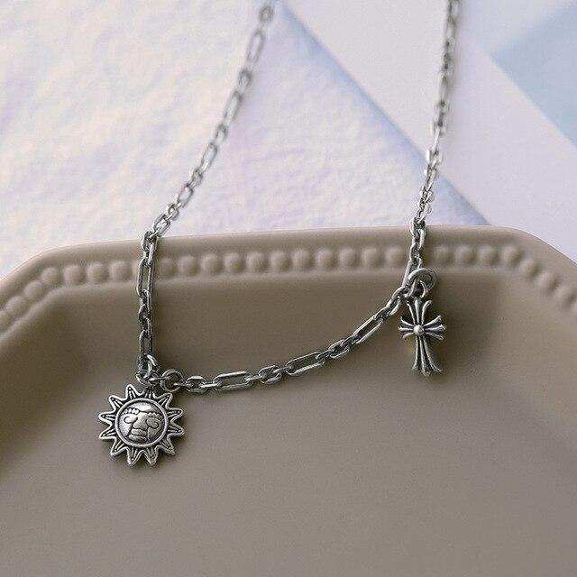 Фото leouerry 925 стерлинговое серебро оригинальная женская цепочка