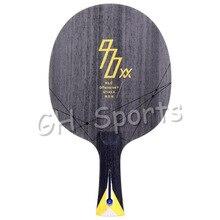 YINHE 970XX K (970XX K, 5 + 2 KLC, utilizado por DPR Korea Team) Kevlar hoja de tenis de mesa de carbono Ping Pong Bat Paddle