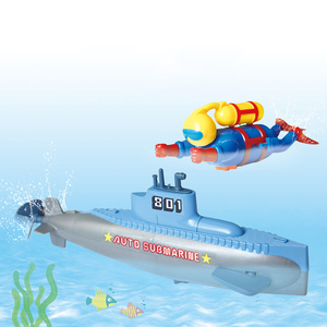 Submarine Toys Electric Mini RC Submarine Kids Children Toy For Children Swimming Pool Bathroom Bathtub Shower Toys Gifts