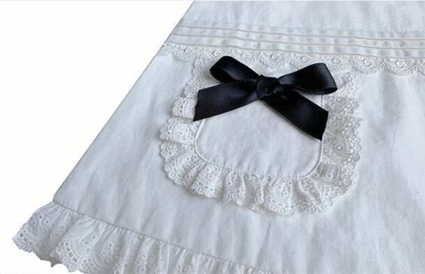 Купить хлопковый милый фартук в стиле лолиты винтажный кружевной фартук картинки цена
