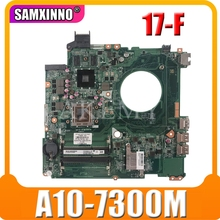DAY21AMB6D0 REV:D laptop motherboard FOR HP PAVILION 17-F series mainboard