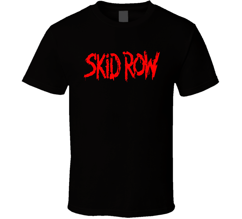 <font><b>Skid</b></font> <font><b>Row</b></font> <font><b>T</b></font> <font><b>Shirt</b></font> image