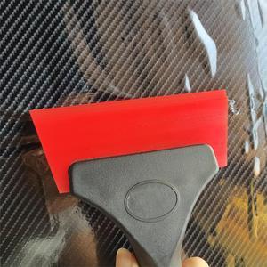Image 2 - Auto Magic Handle Car Ice Scraper Snow Shovel Window Kitchen Bathroom Water Wiper Cleaning Tool Vinyl Wrap Tint Squeegee B69