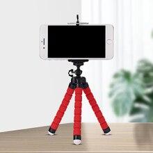 Octopus-Tripod Sponge Mobile-Phone FANGTUOSI 7-Camera Xiaomi Mini Flexible Bendable For Gopro