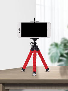 Octopus-Tripod Sponge Gopro Mobile-Phone FANGTUOSI 7-Camera Xiaomi Mini Flexible Bendable