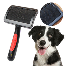 Hair-Removal-Brush Slicker Pet-Needle-Comb Pet-Grooming-Tool Dog-Accessories Bath Shedding