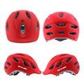 Незаменимое оборудование для наружного велоспорта  Интегрированный шлем  прочный  подходит для шоссейных горных велосипедов