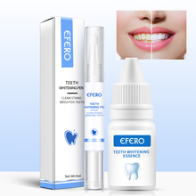 цена на efero Teeth Whitening Pen Cleaning Serum Remove Plaque Stains Dental Tools Oral Hygiene Tooth Gel Whitening Tooth Essence 2Pcs