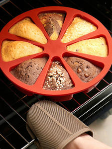Molds Bakeware Cake-Pan Muffin Pudding Fondant-Cake-Molds Baking-Tools Silicone Triangle