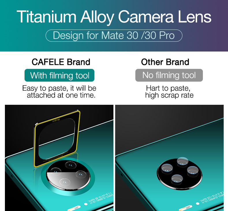 camera Lens glass for huawei mate 30 pro (1)