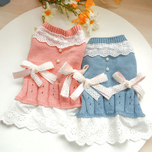Dress Shirt Girls Ruffle Pink Princess Lace Sleeveless for XL Wrap Pearl-Decor Fabric