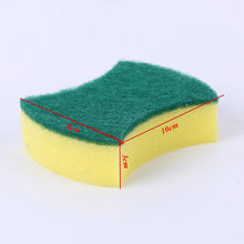 10pcs Cleaning Sponge Dishwashing Kitchen Bathroom Accessory 100*80*30mm Washing Brush Melamine Eraser Magic DIY Stocke E