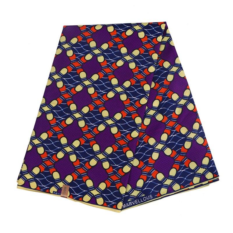 2019 Latest Arrivals New Fashion Design African Real Veritable Dutch Guaranteed Wax Printed Fabric Wax Fabric