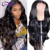 Pelucas de cabello humano peruano Remy para mujeres negras, cabello de Cranberry ondulado 4x4 con cierre de encaje, línea de cabello Natural prearrancado