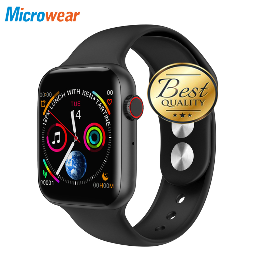 Microwear <font><b>iwo</b></font> <font><b>8</b></font> Lite/ecg ppg smart watch Heart Rate W34 <font><b>smartwatch</b></font> <font><b>iwo</b></font> 12 <font><b>44mm</b></font> <font><b>IWO</b></font> W26 Smart Watches for men for Android IOS image