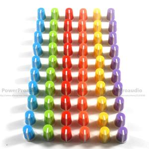 60PCS Replace EQ Rotary Knob For Pioneer DJ MIXER DJM djm-2000 900 850 750 700 800 DAA1176 DAA1305 colorful you can chose(China)