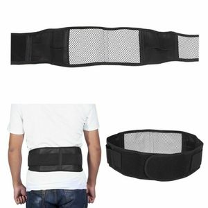 2020 Корректор осанки поддержка магнитная поддержка спины бандаж пояс поясничная Нижняя Талия двойной регулируемый боли для мужчин женщин мужчин