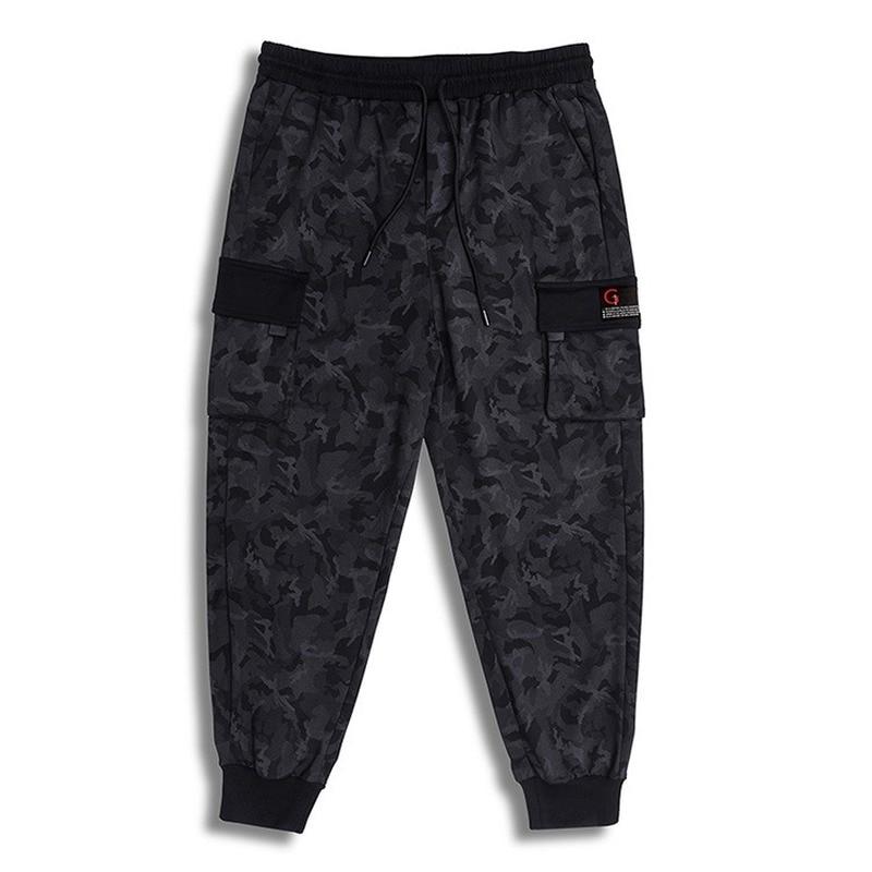 Camouflage Military Jogger Pants Men  Pure Cotton Mens Spring Autumn Pencil Harem Pant Men Comfortable Plus 7XL 6XL 5XL XXXXL
