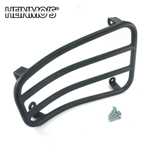 Image 2 - For GTS300 GTS 300 Foot Pedal Rear Luggage Rack Bracket Holder for VESPA GTS 300 2017 2018 2019 Motorcycle Accessories