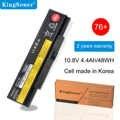 KingSener akumulator do laptopa do Lenovo ThinkPad E555 E550 E550C E560 E565C 45N1759 45N1758 45N1760 45N1761 45N1762 45N17 48WH