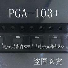 Монолитный усилитель Pga-103 0,05-4 ГГц Экран печать P103 СОТ-89 оригинальными 1 шт.