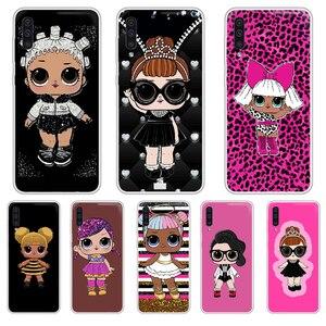 Lol dolls, чехол для телефона, чехол для XIAOMI Redmi Note 3 4 5 6 7 8 9 9s Pro max 8T 4X, прозрачный, основной силиконовый чехол