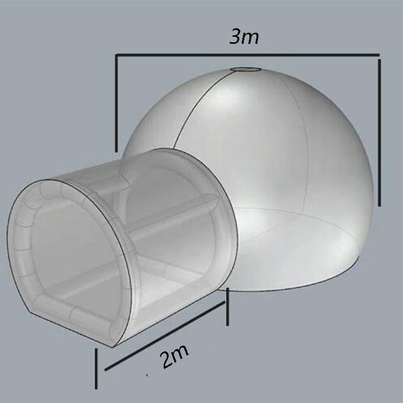 3M-Outdoor-Camping-Inflatable-Bubble-Tent-Large-DIY-House-Home-Backyard-Camping-Cabin-Lodge-Air-Bubble(5)