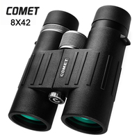 COMET High Power Binoculars 8x42 Professional XP7 Waterproof Military Bak4 Telescope LLL Night Vision For Tourism Hunting