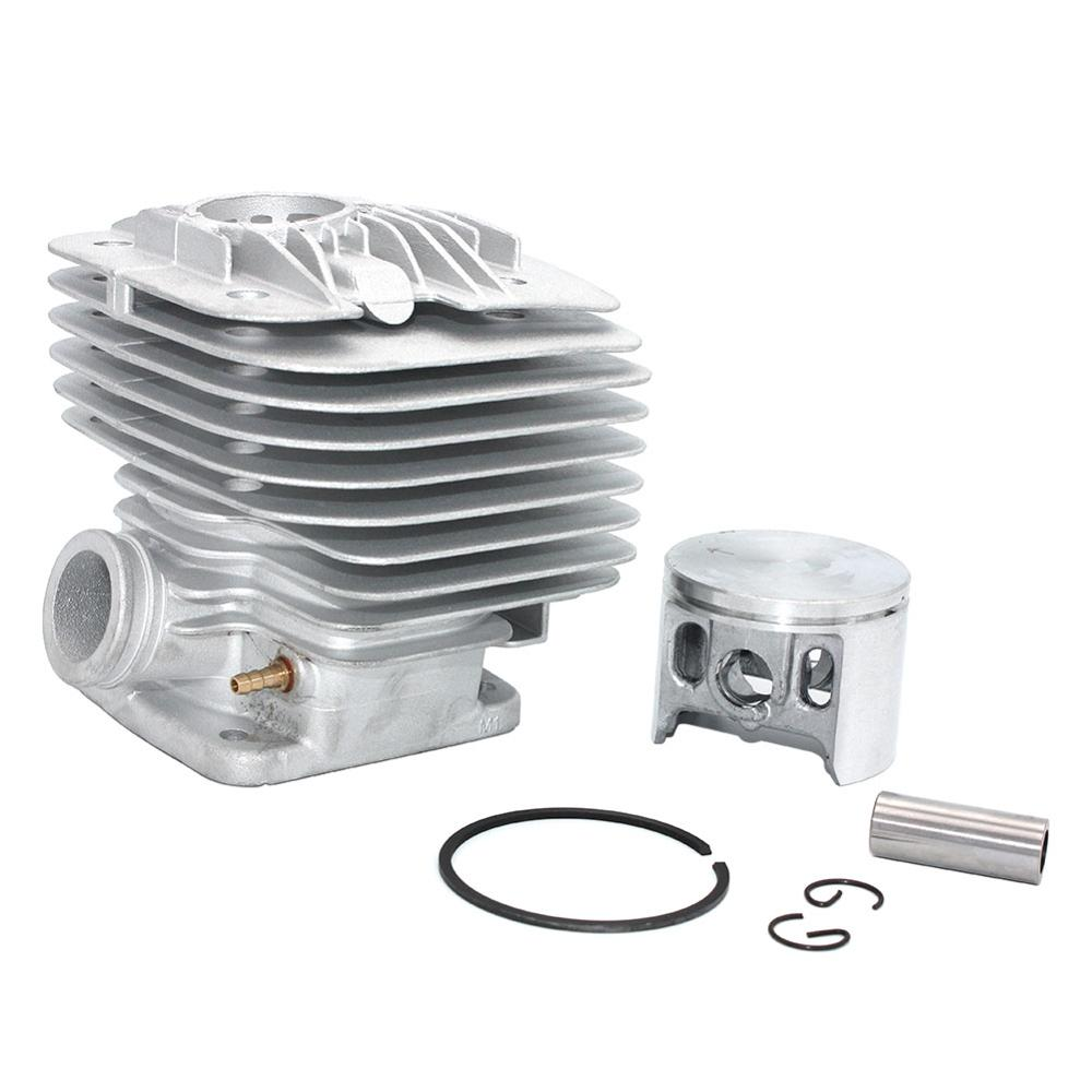 Cylinder Piston Kit 50mm For Dolmar Power Cutter Saw PC7312 PC7314 PC7330 PC7335 PC7335C PC7430 PC7435 Reference PN 394 130 013