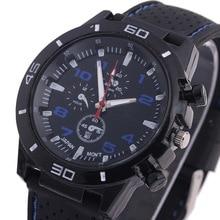 Get more info on the Military Quartz Men Watch silica gel Sport watches Reloj 2019 Fashion High Quality Clock Wristwatch Relogio Masculino