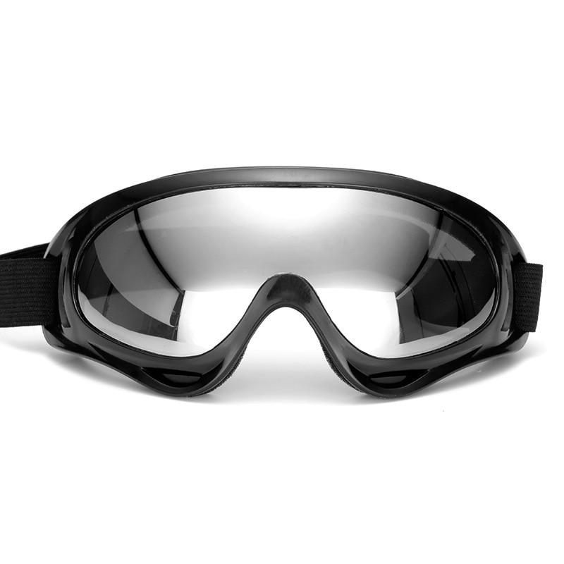 Ski Goggles Ski Glasses Uv400 Anti-fog Big Skiing Men Women Snow Snowboard Goggles Quality Ski Mask Climbing Motor Goggles