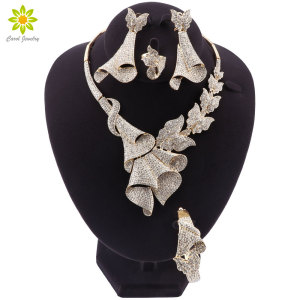 Fashion African Jewelry Sets W