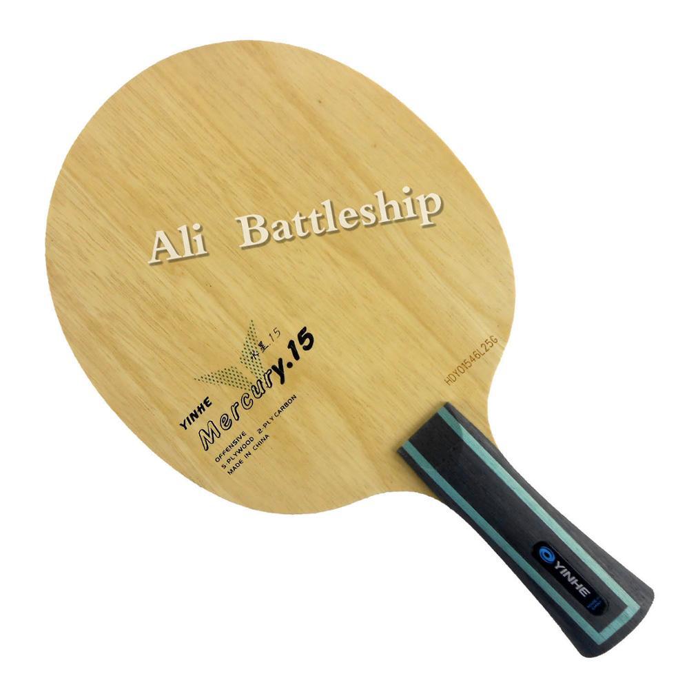Original Yinhe Milky Way Galaxy Mercury.15 Y-15 Y15 Y 15 Table Tennis Pingpong Blade