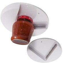 Multi função o abridor do frasco do aperto sob o abridor da tampa do armário abridor de garrafa qualquer tipo de tamanho da tampa da cozinha ferramentas gadget
