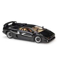 Maisto Diecast Model Car Ghost Diablo SV 1:18 Metal Alloy High Simulation Cars With Base Boys Toys Vehicles Gifts For Boy Men
