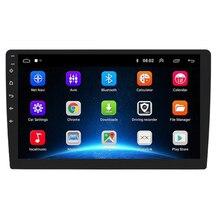 2 Din 10,1 дюймов Android 9,1 Автомобильное универсальное Радио Стерео 2.5D экран gps навигатор 2G+ 32G 4G wifi DSP карта Bluetooth автомобильное радио Mul