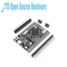1 pc usb-conversor serial mega 2560 pro mini incorporado, mcu atmega2560, usb ch340g eletrônica gadgets mini