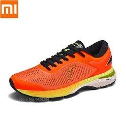 Xiaomi mężczyźni maraton o wysokiej energii  o oddychające męskie buty do biegania lekkie sportowe trampki