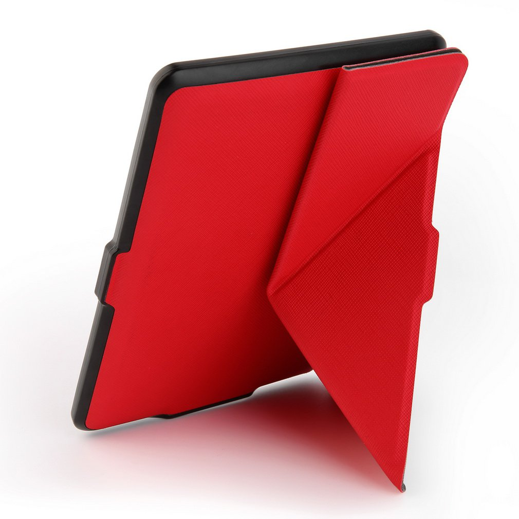 Smart Protective Cover Case Dust Proof Ultra Slim Portable Magnetic Case For Kindle Paperwhite Stand Cover