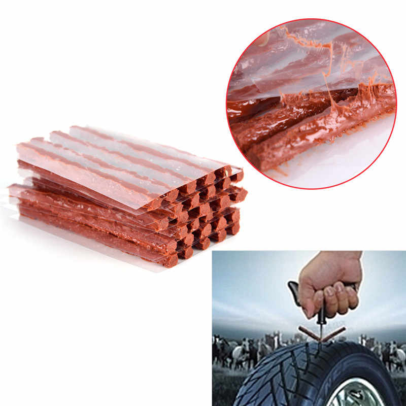 Car Tyre Repair 5 PCS Tubeless Seal Strip Plug for Tire Puncture Recovery Kit