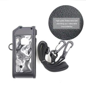 Image 5 - Anytone AT D878UV Plus Soft Leather Case Tassen Fit Voor Anytone AT D878UV AT D878UVPLUS Walkie Talkie
