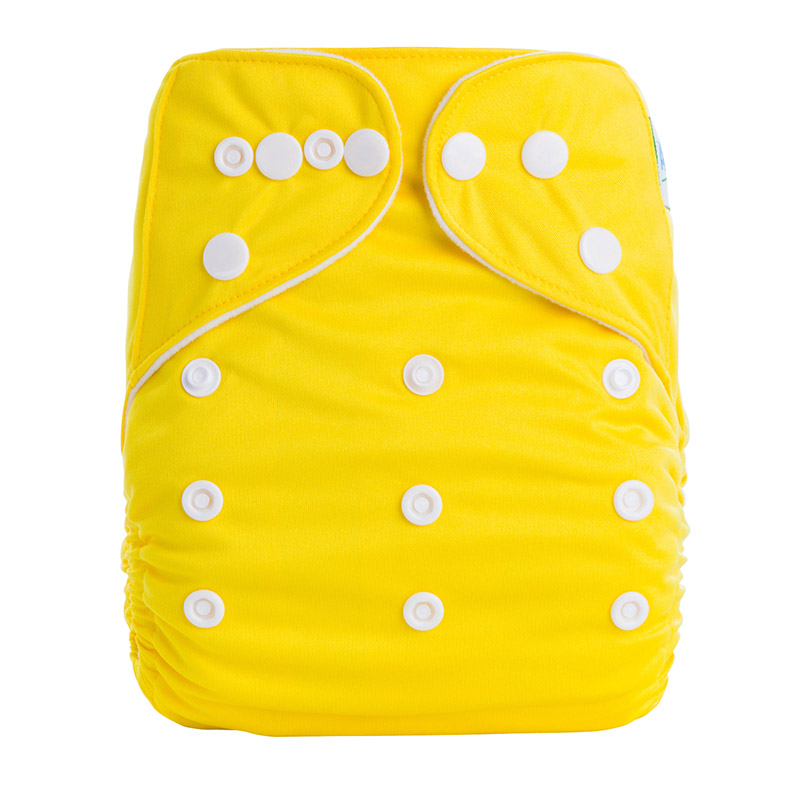 Cloth Diaper Wholesale Prefold Baby Cloth Diapers Cotton Cloth Nappies Without Insert A3