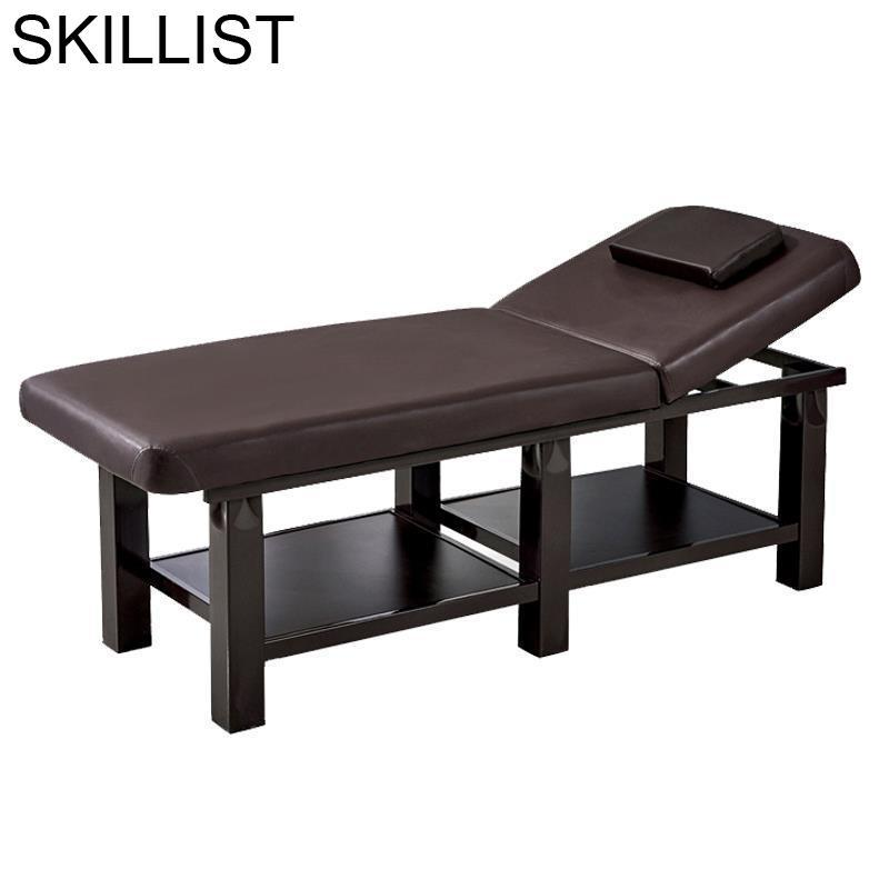 Cama Para Tattoo Letto Pieghevole Silla Masajeadora Salon Beauty Tafel Folding Table Camilla Masaje Plegable Chair Massage Bed