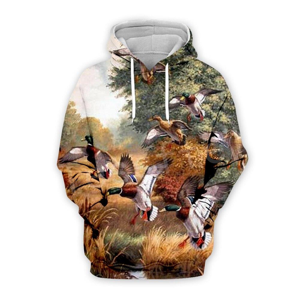 Tessffel New Fashion Animal Bow Hunter Deer Hunting Camo Pullover Casual 3DPrint Zipper/Hoodie/Sweatshirt/Jacket/Mens Womens S-6