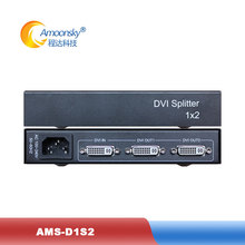 AMS D1S2 HD DVI Video Splitter Support 1920x1200 Up To HD 1080P For Rental Led Display Screen
