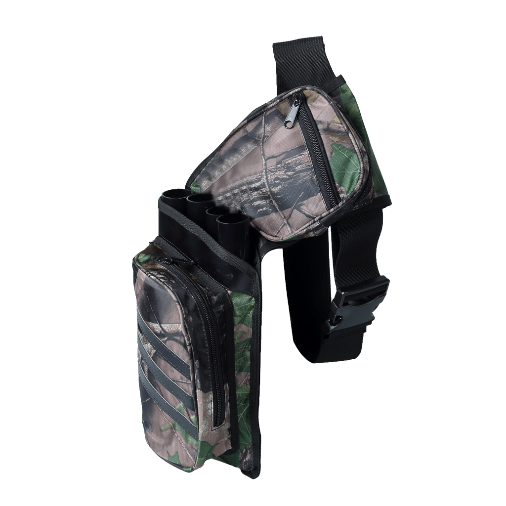 Portable Camo 3 Tube / 4 tubes Hip Arrow Quiver Holder Bag Hunting Archery Accessories   4 Kinds|Bow & Arrow| |  - title=