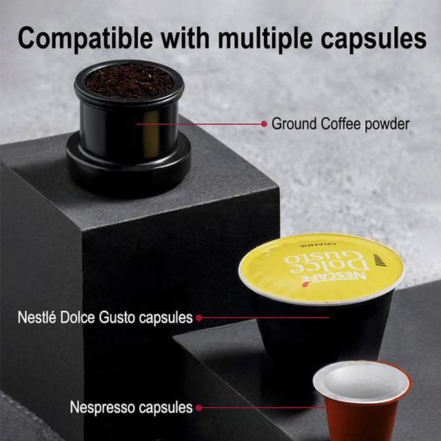 Portable Car Coffee Machine 2