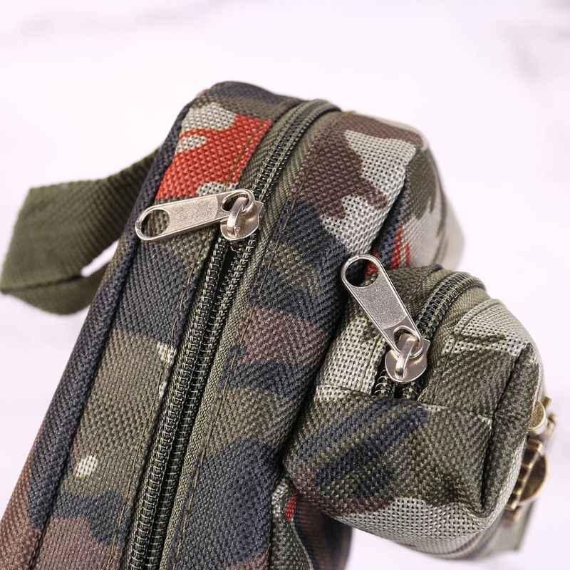 Студенческий Камуфляжный пенал для мальчиков многофункциональная большая емкость ручка коробка сумка Детский подарок школьные канцелярские принадлежности C90C