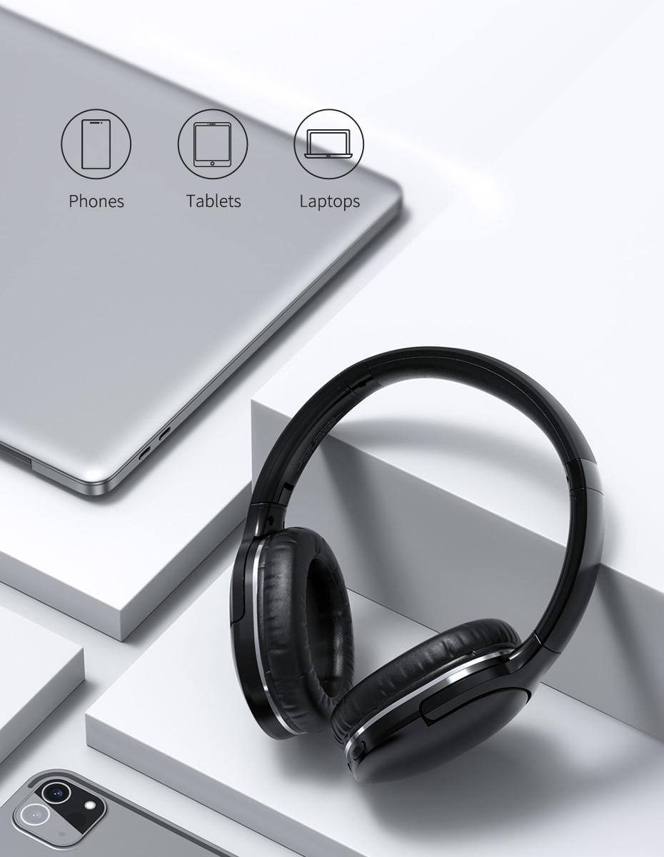 H89ca452b61d64374931a071dae5ecef0F Baseus D02 Pro Wireless Headphones