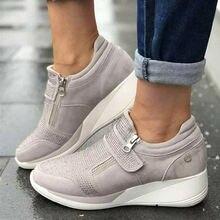 Осень 2020 женская обувь удобная повседневная Уличная спортивная